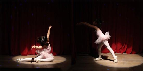 孙俪晒小花妹妹芭蕾舞照 孩子多大学舞蹈好?学芭蕾舞的好处