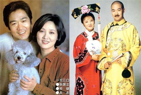 邓婕为什么不生孩子 邓婕张国立离婚了吗