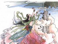 神话故事《女娲补天》文字版 经典儿童故事大全