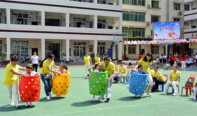 幼儿园20个简单好玩的亲子游戏 孩子爱玩的亲子趣味游戏