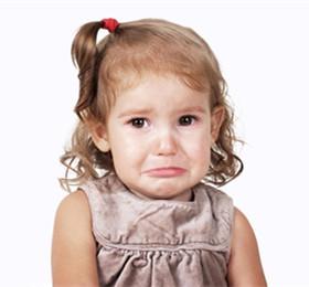 托班健康教案《谁哭了》 懂得遇事不要哭的道理