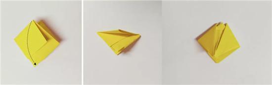 亲子手工:折小船制作步骤 适合大中小班亲子手工活动