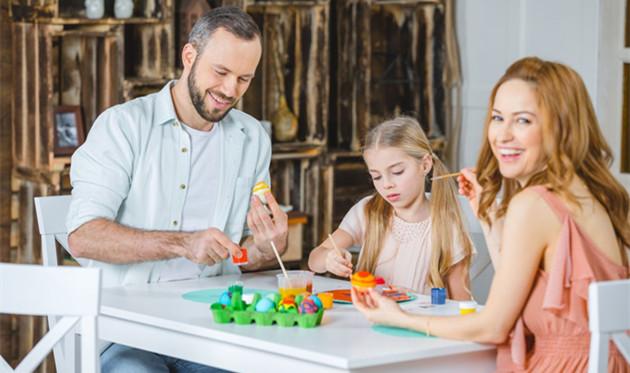 15个孩子最喜欢的亲子游戏 在家也能玩的很嗨的