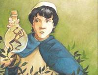 格林童话《玻璃瓶中的妖怪》 孩子必听的经典儿童故事