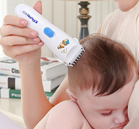 在家怎么给宝宝理发? 宝宝理发器用什么牌子好?