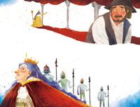 格林童话《渔夫和他的妻子》 经典童话故