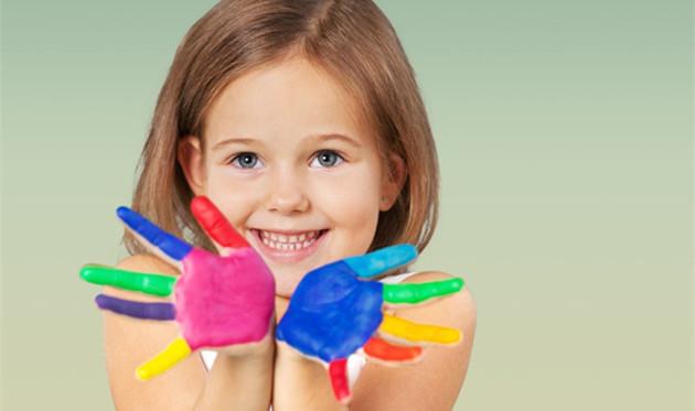 托班艺术教案《颜色歌》 在歌曲中感受认识颜色