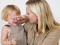 孩子喜欢用哭闹达到目的还动手打人! 做父母的该怎么办?