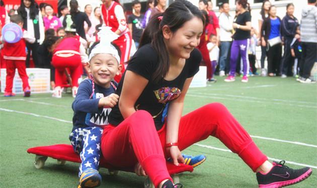 幼儿园六一亲子活动游戏汇总 幼儿园亲子运动会