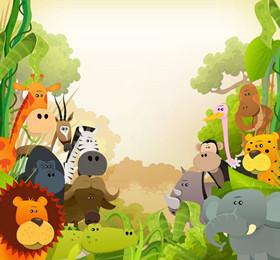 幼兒英語教案《Animals》認識動物