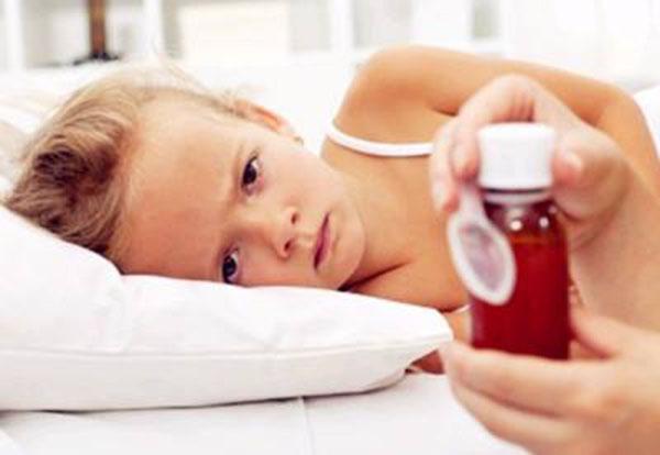儿童禁用的2种止咳药 千万记住别再给孩子喝了