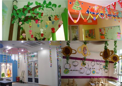 幼儿园母亲节环创:创意主题墙布置表达爱与感恩 幼师必收!(2)