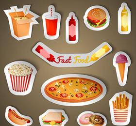幼儿英语教案《认识食物》pizza,chicken(披萨,炸鸡)