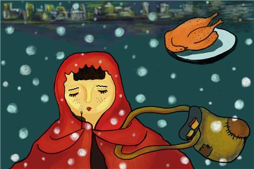 安徒生童话《卖火柴的小女孩》最温馨的60个睡前故事