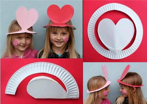 幼儿园母亲节环创和亲子活动就做这些手工!图片超赞!老师收