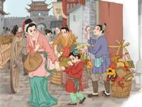 成语故事《孟母三迁》关于母爱的故事 经典儿童故事100篇