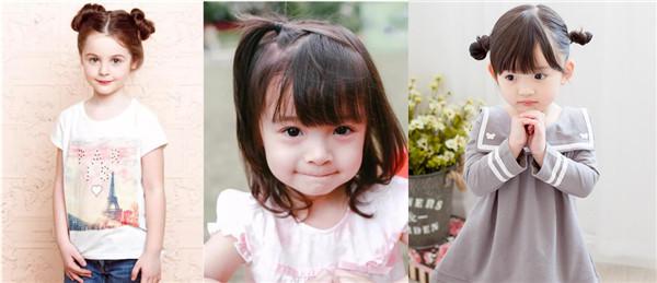 幼儿园六一儿童节亲子活动小女孩发型推荐!可爱又精致