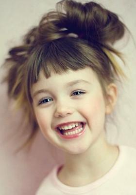 幼儿园六一儿童节亲子活动小女孩发型推荐!可爱又精致!