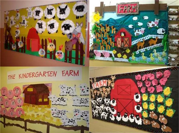 幼儿园六一儿童节环创主题:六一儿童节专属创意主题环创图片(2)