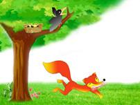 睡前故事《狐狸和乌鸦》最温馨的60个睡前故事