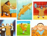 绘本故事《我爸爸》最温馨的60个睡前故事 关于父爱的绘本亲子