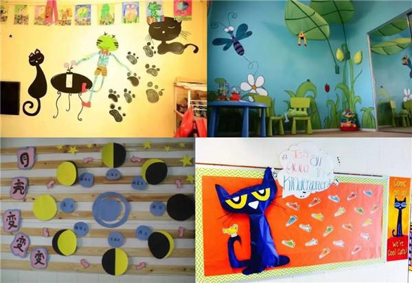 幼儿园六一儿童节环创主题墙(2)