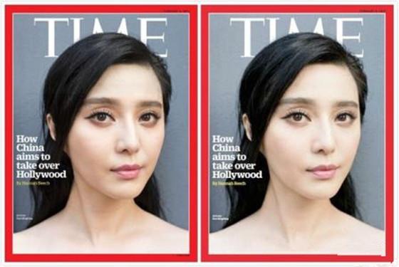 范冰冰登上亚洲时代周刊封面 再次受到国际瞩目