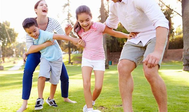 六一亲子活动 搞笑又活跃的六一儿童节亲子游戏