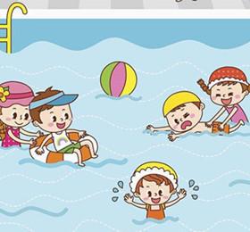 幼儿园安全快乐赛车开奖网教案《防溺水》 小班戏水安全快乐赛车开奖网教案