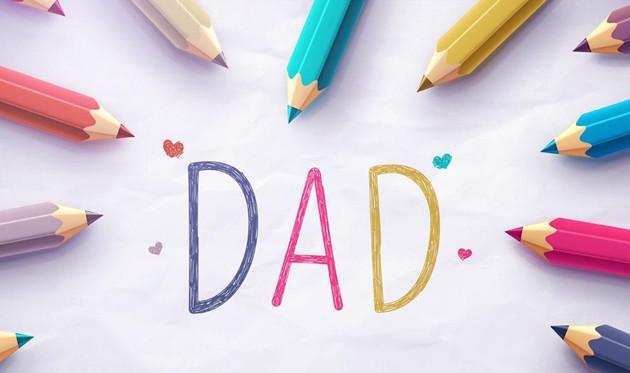 父亲节礼物手工制作《纸盘爸爸》幼儿园创意手工教案
