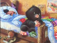 绘本故事《小熊布迪的坏情绪》最温馨的60个睡前故事