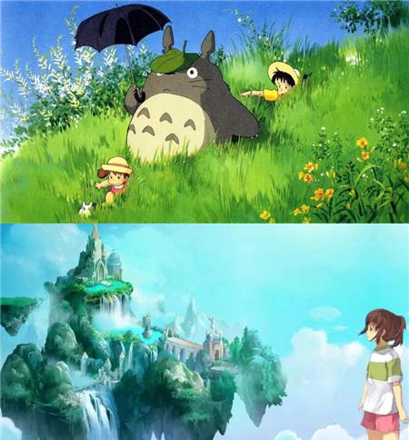 假期好看的日本动漫电影 宫崎骏动漫 亲子必看