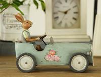 最温馨的60个睡前故事之《开拖拉机的兔子》儿童故事
