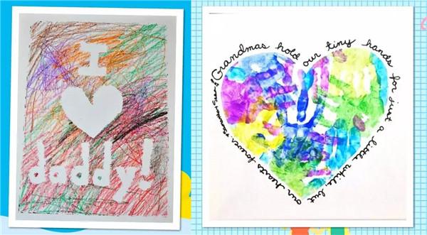 幼儿园父亲节手工礼物 幼儿园父亲节创意礼物手工制作