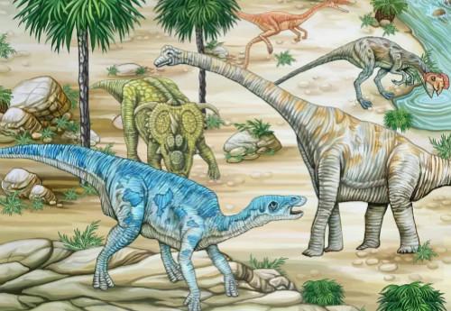 最温馨的60个睡前故事 《恐龙的故事》小孩子爱听的故事