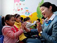 幼儿园秋季开学温馨提示 新生入园老师必备儿歌