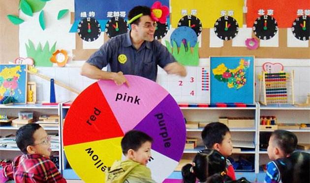 双语幼儿园英语教师上课必备口语 90%老师需要
