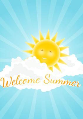 托班科学教案《炎热的夏天》 如何在夏天让自己更凉快