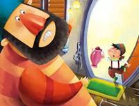 最温馨的60个睡前故事 格林童话故事《巨人和裁缝》