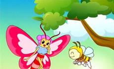 睡前故事《小蝴蝶》最温馨的60个睡前故事系列