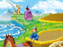 儿童睡前短故事简单《任公子钓鱼》中国经典故事100篇