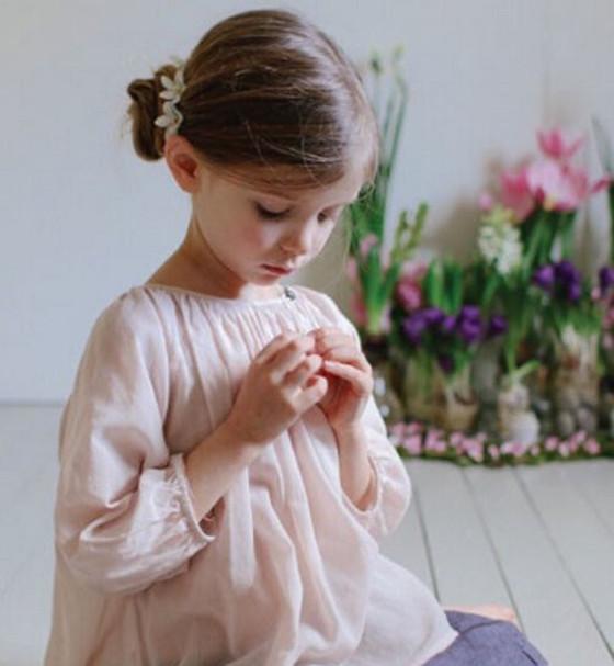 小女孩辫子100种图解算什么 儿童公主发型简单又漂亮图片