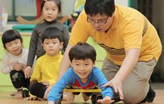 幼儿园室内课间小游戏 幼儿园师生简单互动游戏
