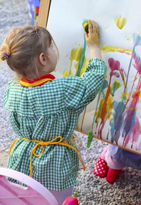 宝宝涂鸦的好处 有90%的家长不知道涂鸦的