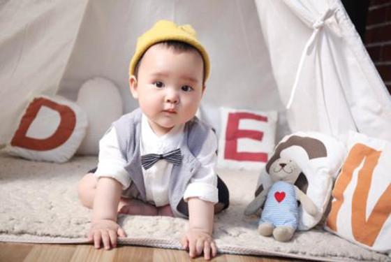宝宝八个月聪明的表现