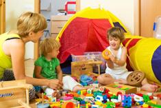 每日育儿知识小分享 养成好习惯才是聪明的乖宝宝