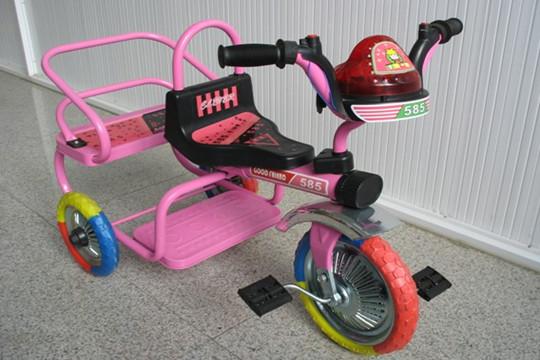 安徽三乐童车_儿童三轮车哪个牌子好 当然最中意这个品牌了(2) - 妈妈育儿网