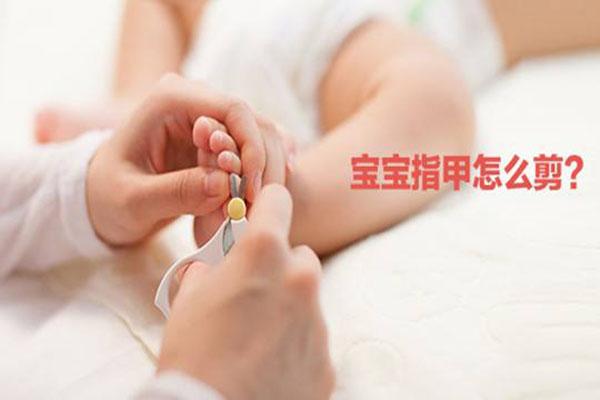 新生儿多大才能剪指甲是有讲究的 这个时间内最好不要剪?