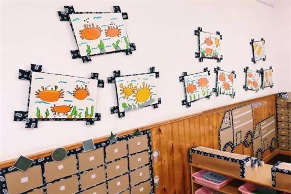 幼儿园环创 2018秋季幼儿园开学主题墙环创
