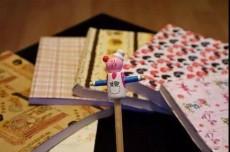 包书皮好看的十种方法 创意包书皮10种方法